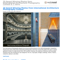 20 Award Winning Photos from International Architecture Photography Contest & 1 items