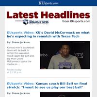 KUsports.com Headlines for February 19