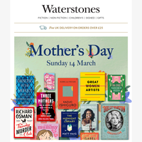 Fantastic Mother's Day Gifts