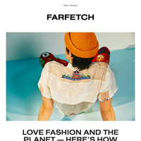 Love fashion and the planet? Here's How