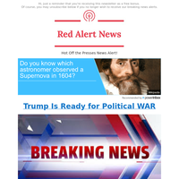 🚨 ALERT: Trump Is Ready for WAR with the GOP