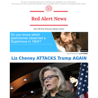 🚨 ALERT: Liz Cheney ATTACKS Trump AGAIN