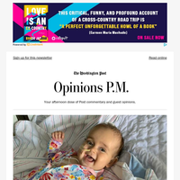 Opinions P.M.: My baby daughter died of brain cancer. Here's what we can do to save other kids.