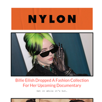 Billie Eilish Dropped A Fashion Collection For Her Upcoming Documentary