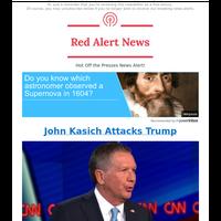 🚨 Trump attacked by John Kasich