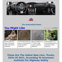 Hey, Your Top Automobile News for February  27, 2021