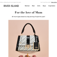 Our top Mother's Day gifts...