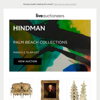 Hindman | Palm Beach Collections | Spring Fashion: A Century of Couture