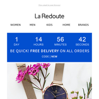 Mother's Day Gifts + Free Delivery