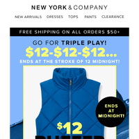 It's a Triple Play Deal. Only a Few Hours Left!