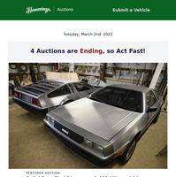 Auctions Daily