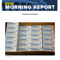 The Hill's Morning Report - Presented by Facebook - 1/ Johnson & Johnson ships 3.9 million vaccine doses nationwide beginning today. 2/ Senate vote on $1.9 trillion bill could happen Thursday. 3/ House progressives restive over Senate bypass of mini