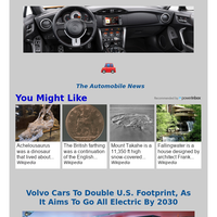 Hey, Your Top Automobile News for March  03, 2021