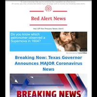 🚨 HUGE Coronavirus News In Texas