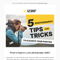 Want to become a better photographer? 📸