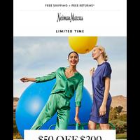 $50+ off: Spring fashion has sprung