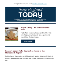 Crispy Oven-Fried Scallops, Worst New England Weather Disasters & 6 Cozy Moosehead Lake Cabins