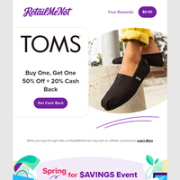💸Spring for Savings → CVS | Tarte BOGO 50% Off | New Balance | Cabela's  & More!