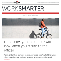 Has commuting changed for ever?