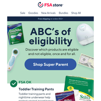 Help! Baby Items That Are Actually FSA Eligible