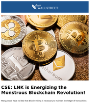 (CSE: LNK) May Be an Exciting Way to Consider the Crypto Boom