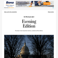 Evening Edition: Biden limits eligibility for stimulus payments