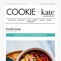 New: Tortilla Soup