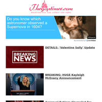 DETAILS: 'Valentine Sally' Update
