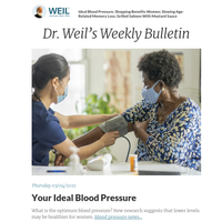 Ideal Blood Pressure; Shopping Benefits Women; Slowing Age-Related Memory Loss