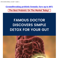 Improve digestive health easily and affordably