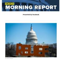 The Hill's Morning Report - Presented by Facebook - 1/ Biden, Senate Dems embrace relief bill subtractions to gain support. 2/ House adopts voting rights, police reform measures; cancels action today following militia threats to Capitol. 3/ Gov. Cuo