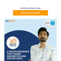 Congratulations! You Can Protect yourself from Coronavirus | Upto INR 1 CR Health Coverage
