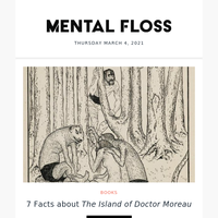 7 Facts about 'The Island of Doctor Moreau'