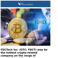 (OTC: FDCT) is bringing a game changing platform to Forex and Cryptocurrency Traders!