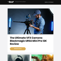 Is Blackmagic URSA Mini Pro 12K the Ultimate VFX Camera?