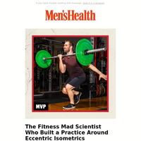 The Fitness Mad Scientist Who Built a Practice Around Eccentric Isometrics