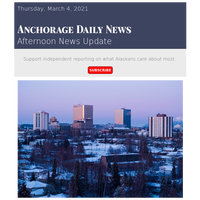 Anchorage will lift capacity restrictions on businesses starting Monday