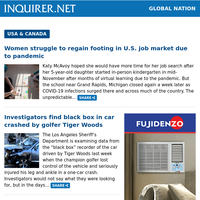 Global Nation: Filipinos facing discrimination after Alberta meat processing plant outbreak – union; Maryland AG joins call to renew family reunification for WWII Filipino vets, Haitians