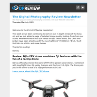 Digital Photography Review Newsletter: Thursday, March 4, 2021