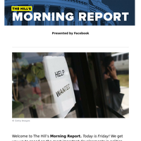 The Hill's Morning Report - Presented by Facebook - 1/ Senate heads for weekend vote on COVID-19 relief bill; Biden signing ceremony possible next week. 2/ Biden OKs Senate bill changes to satisfy centrists. 3/ Capitol Police asks National Guard for
