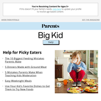 The 10 Biggest Feeding Mistakes Parents Make