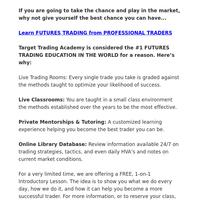 Maximize Trading Success