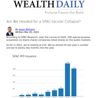 Are We Headed for a SPAC-tacular Collapse?