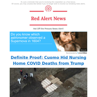 🚨 PROOF: Cuomo DID Hide COVID Deaths from Trump