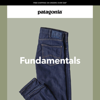 The fundamentals for timeless versatility