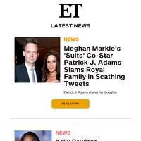 Meghan Markle's 'Suits' co-star slams the royal family