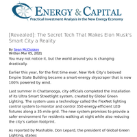 [Revealed]: The Secret Tech That Makes Elon Musk's Smart City a Reality