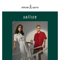 {NAME}, discover the new new Vallier Spring-Summer 2021 collection