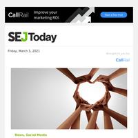 SEJ Today: A Social Platform Built For Good?