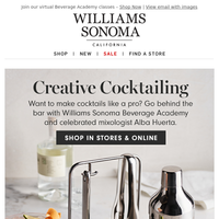 🍸 Creative cocktailing, make drinks like a pro